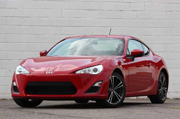 Scion FR-S